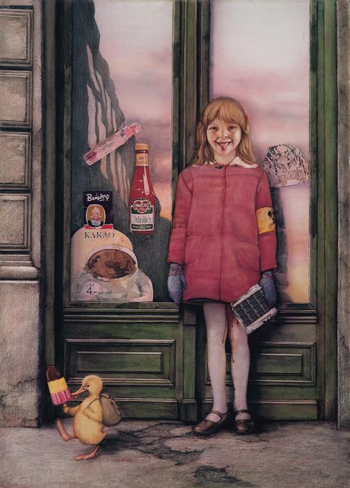 Gottfried Helnwein. Изображение № 9.
