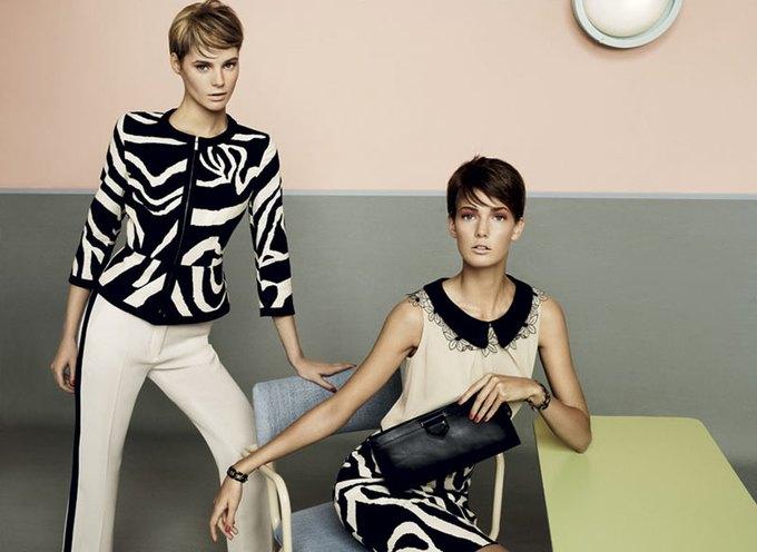 Max Mara, Prada и другие марки выпустили новые кампании. Изображение № 62.