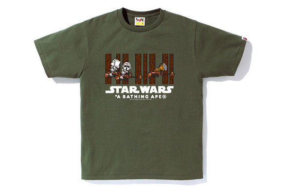 A BATHING APE X STAR WARS 2012. Изображение № 6.