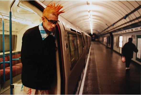 Метрополис: 9 альбомов о подземке в мегаполисах. Изображение № 60.