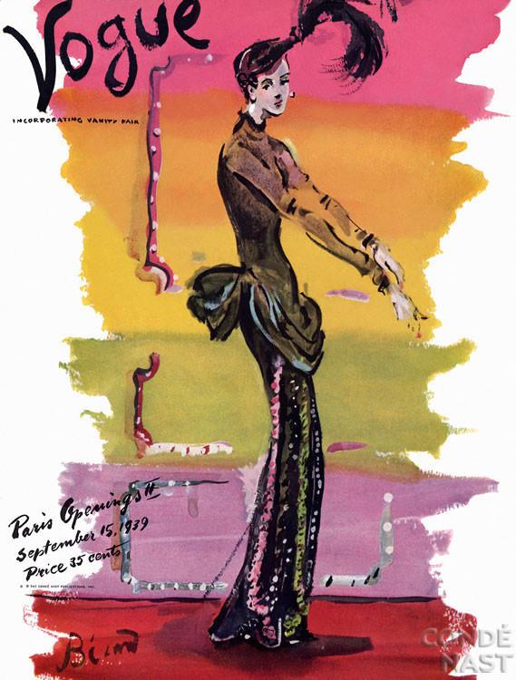 Калейдоскоп обложек Vogue. Изображение № 21.