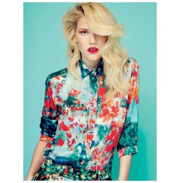 Изображение 6. Новые съемки: Numero, Purple Fashion, Vogue и другие.. Изображение № 7.