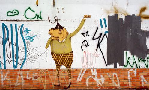 Стены Рио-де-Жанейро. Изображение № 35.