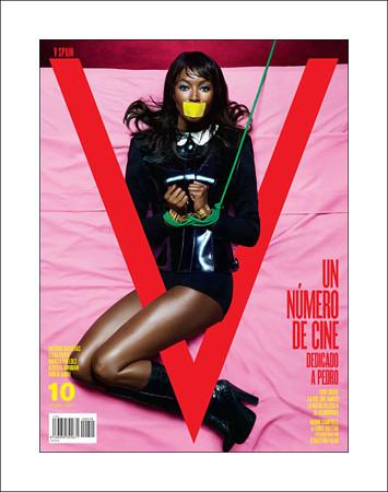 30 обложек с вещами из коллекции Louis Vuitton FW 2011. Изображение № 56.