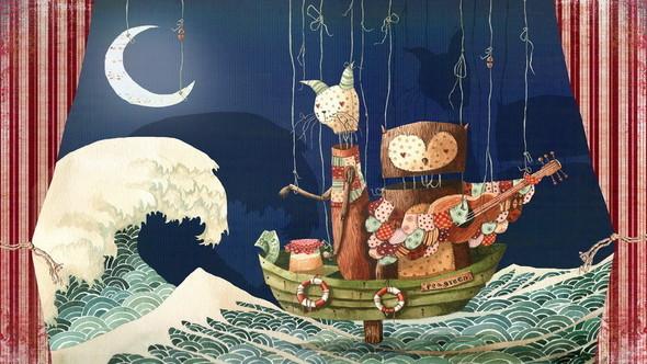 Иллюстратор Holly Clifton-Brown. Изображение № 8.