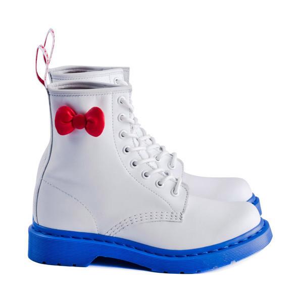Sanrio сделали коллекцию обуви для Dr. Martens. Изображение № 6.