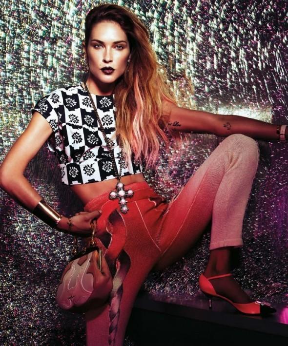 Съемки: Vogue, Elle, Tush и другие. Изображение № 30.