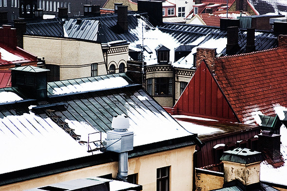 Изображение 75. Finland/Sweden/Danmark.. Изображение № 75.
