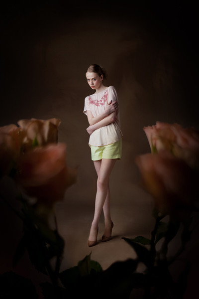 Лукбук: UNWIND by Dina Faradzheva SS'12. Изображение № 4.