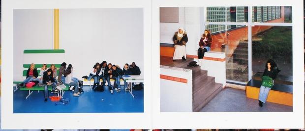 К доске: 6 арт-альбомов о школе. Изображение № 14.