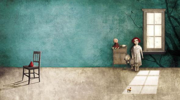 Luis Gabriel Pacheco - художник-иллюстратор. Изображение № 32.