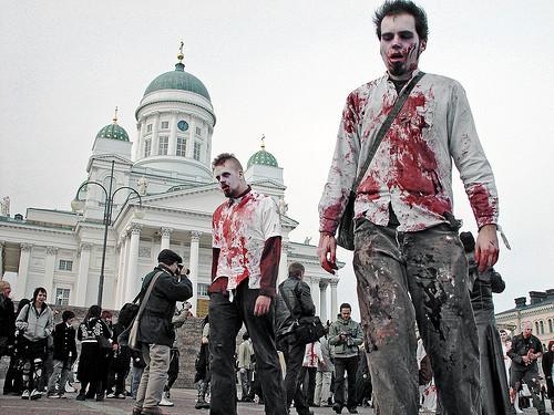 Зомби-Looks: Краткая история фильмов озомби. Изображение № 14.