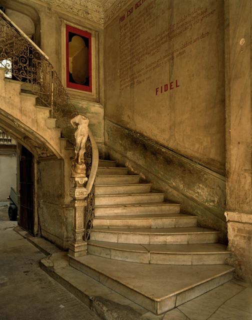 Изображение 12. Фасады Гаваны от Michael Eastman.. Изображение № 12.