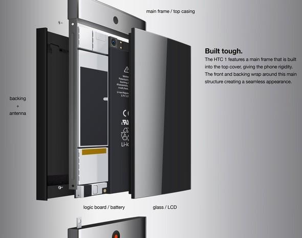HTC 1. Изображение № 12.
