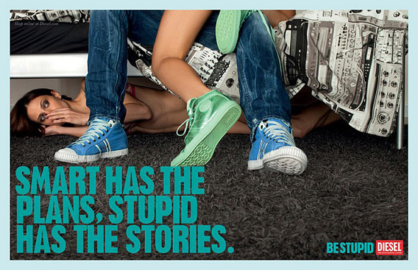 Кампания Be Stupid. Изображение № 29.