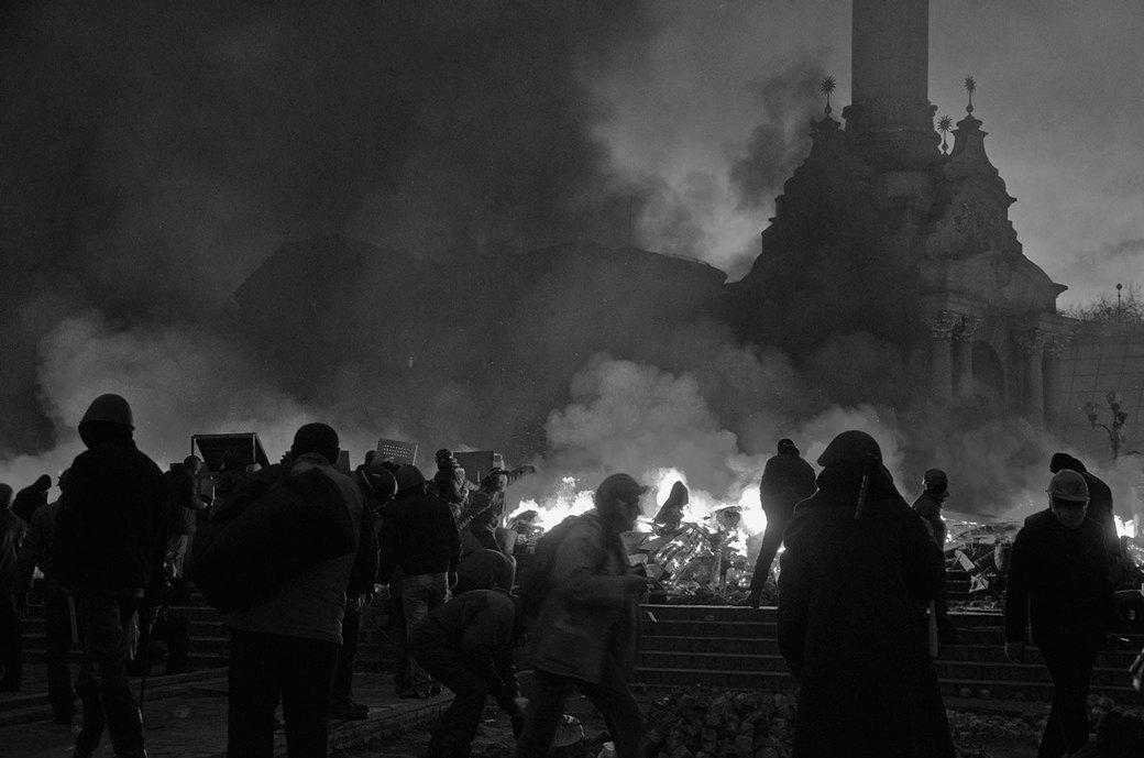Как создавался виртуальный мемориал Майдана. Изображение № 2.