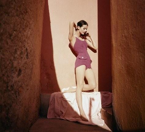 Ретро-купальник 1956 год. Изображение № 31.