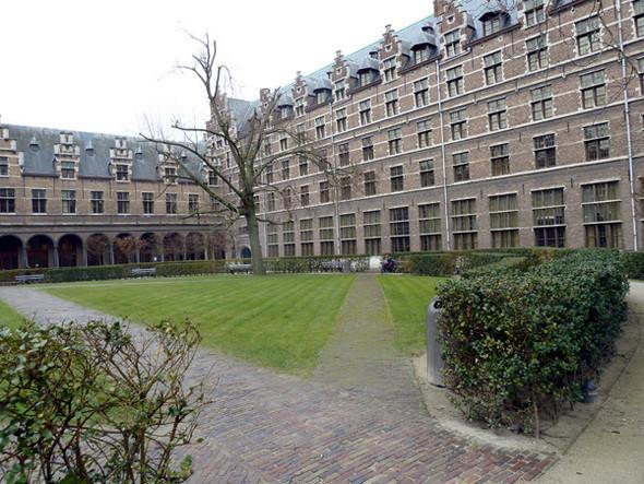 Universiteit Antwerpen. Изображение № 30.