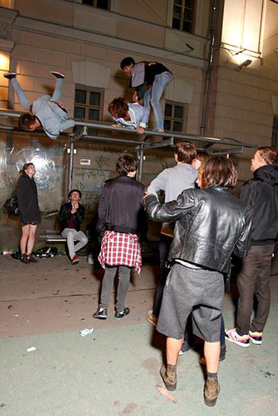 Прямая речь: Фотографы вечеринок о танцах, алкоголе и настоящем веселье. Изображение № 55.