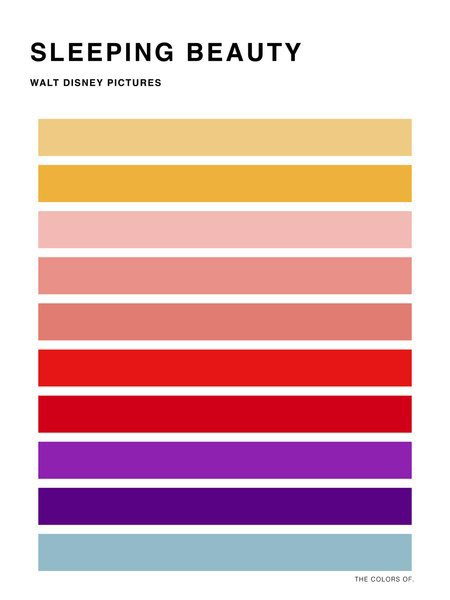 Дизайнер выбрал цвета из фильмов Миядзаки и Disney. Изображение № 13.
