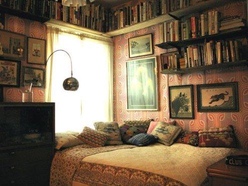 Винтажные спальни. Изображение № 1.