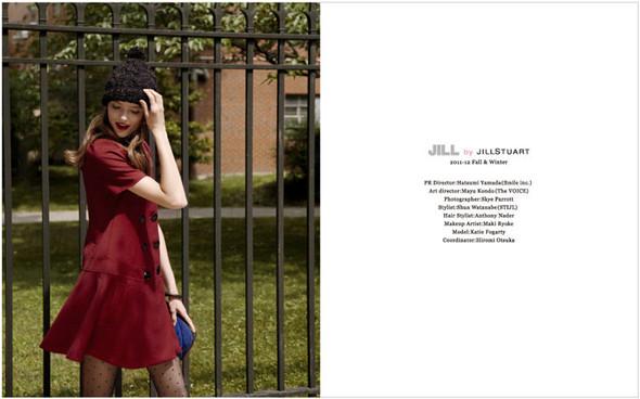 Кампания: Jill by Jill Stuart FW 2011. Изображение № 3.