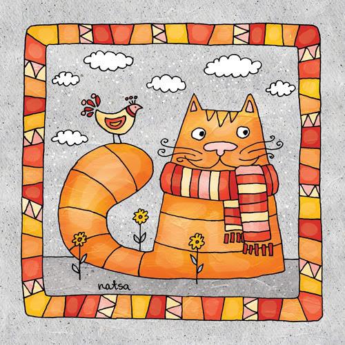 Kvaa Cards: авторские открытки иконкурсы. Изображение № 53.