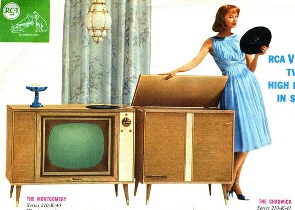 Телевизоры 1960х годов. Изображение № 22.