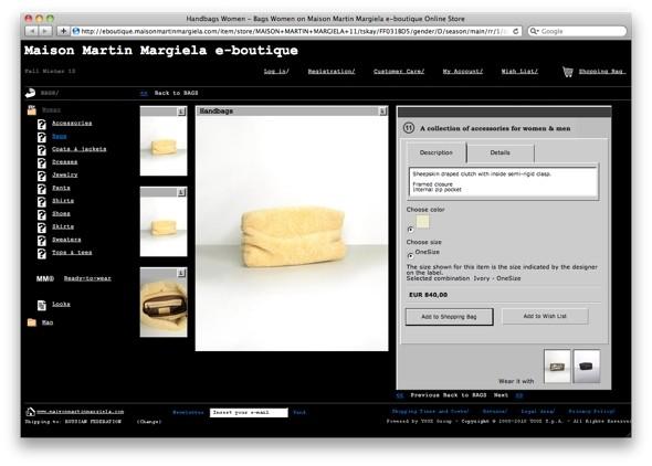 Дизайнеры открывают интернет-магазины. Изображение № 9.