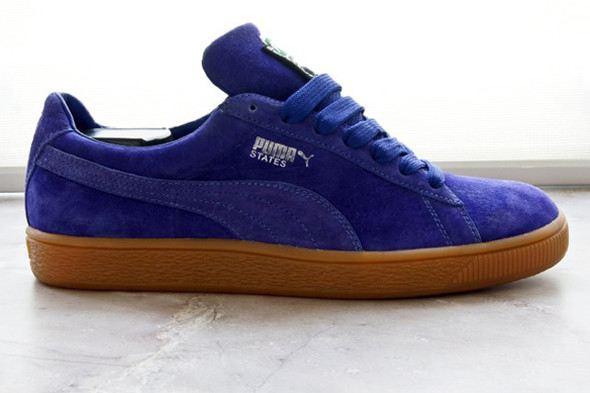 SHADOW SOCIETY X PUMA STATES (GORE-TEX). Изображение № 1.