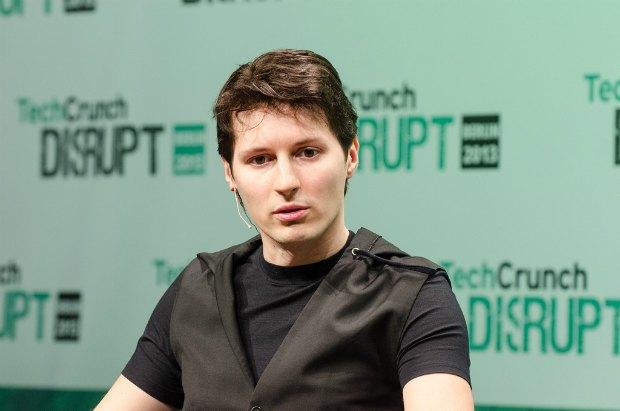 Павел Дуров. Изображение № 1.