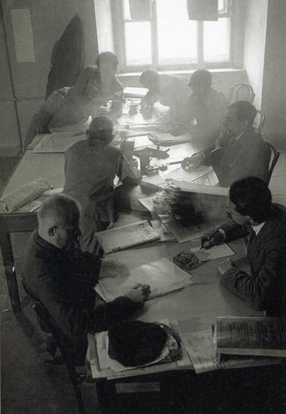 Редакторы, 1928 г.. Изображение № 23.