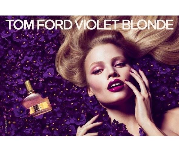 Tom Ford Violet Blonde FW 2011. Изображение № 9.