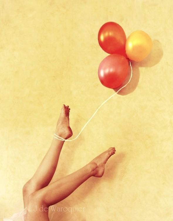 Потусторонний мир в фотографиях Julie de Waroquier. Изображение № 8.