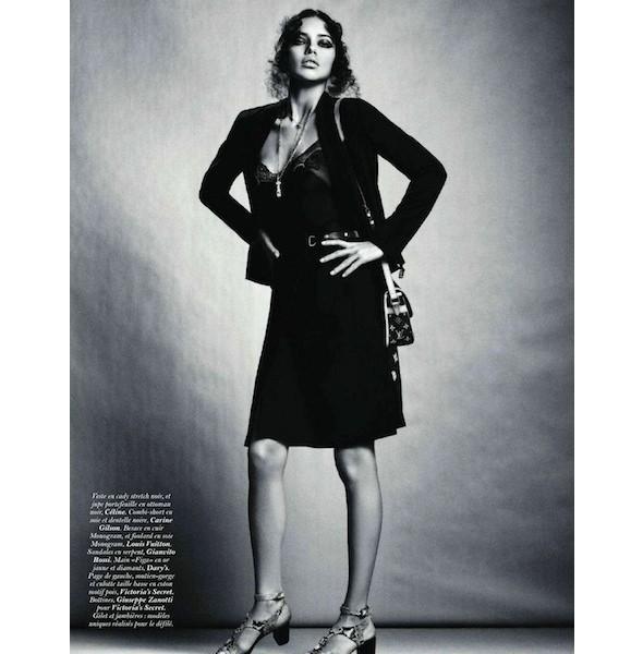 Изображение 51. Съемки: i-D, Interview, POP и Vogue.. Изображение № 41.