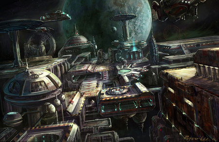 Best ARTWORKS of StarCraft II. Изображение № 21.