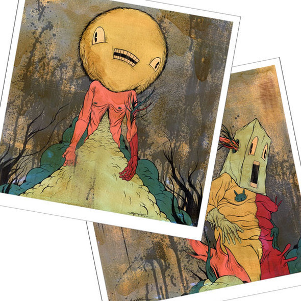 Crazy designs Alex Pardee. Изображение № 6.
