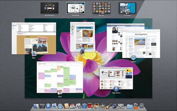 Изображение 13. Новинки от Apple: iLife '11, Mac OS X Lion и новый MacBook Air.. Изображение № 9.