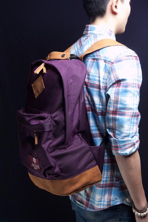 GOOD LOCAL — специальная серия рюкзаков Гоши Орехова. Изображение № 13.