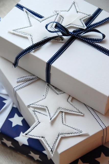 55 идей для упаковки новогодних подарков. Изображение № 53.