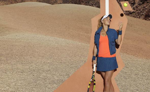 Лукбуки: Adidas by Stella McCartney, X'U и другие. Изображение № 9.