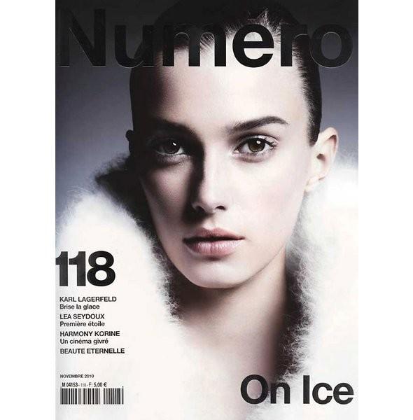 Новые обложки: Numero, i-D и другие. Изображение № 1.