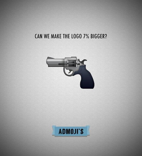 Сайт дня: эмодзи в рекламной индустрии. Изображение № 28.