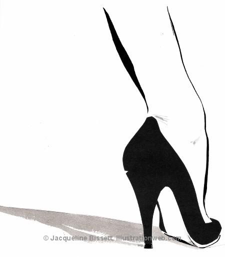 Иллюстратор Жаклин Биссет. Изображение № 43.