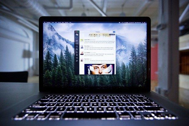 Редизайн: как переделать Tweetbot под OS X Yosemite . Изображение № 1.