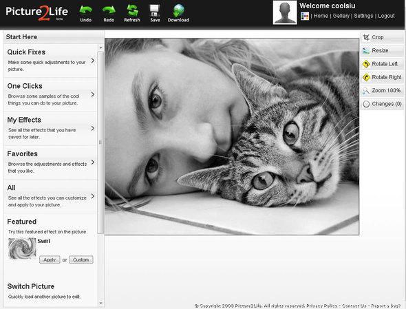 15 Онлайн редакторов изображения. Изображение № 12.