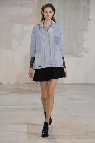 Коллекция ACNE Fall/Winter 2011-2012 Women. Изображение № 6.