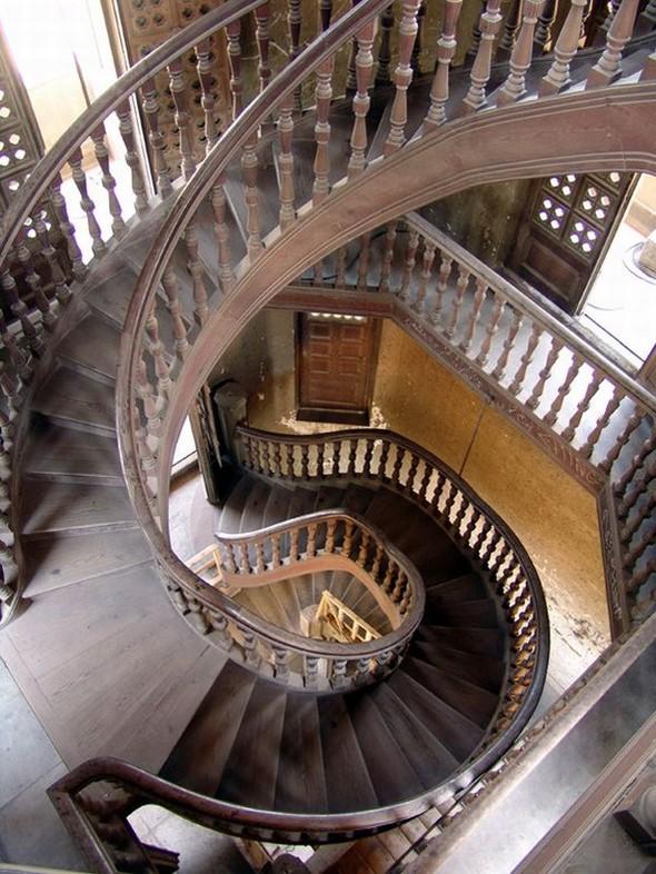 23 необычные лестницы и несколько интересных фактов о них. Изображение № 8.
