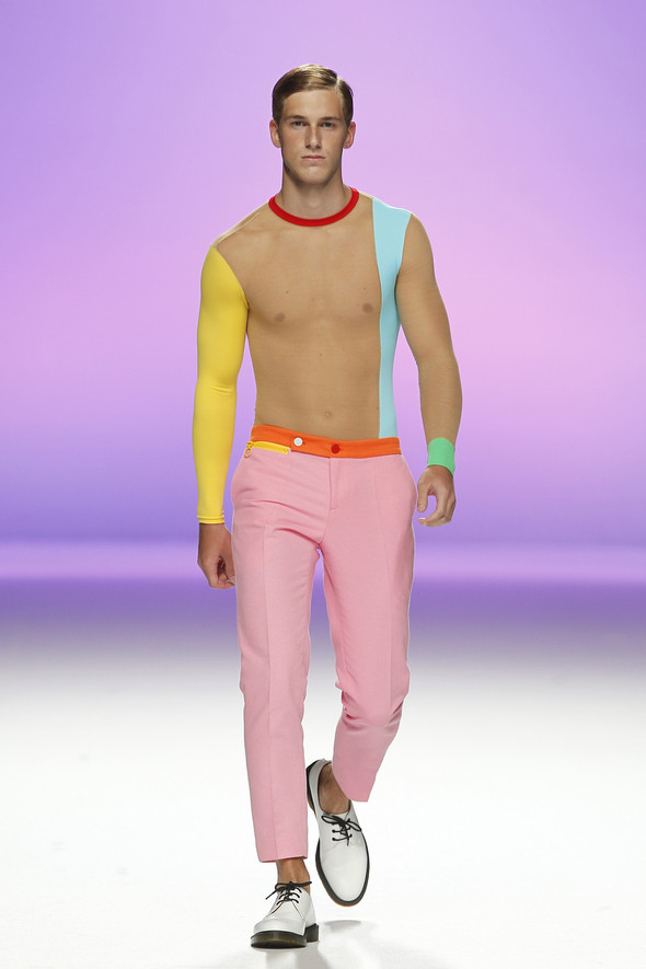 Madrid Fashion Week SS 2012: Davidelfin. Изображение № 18.