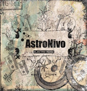 AstroNivo (Tribal Vision Records, Israel). Изображение № 1.